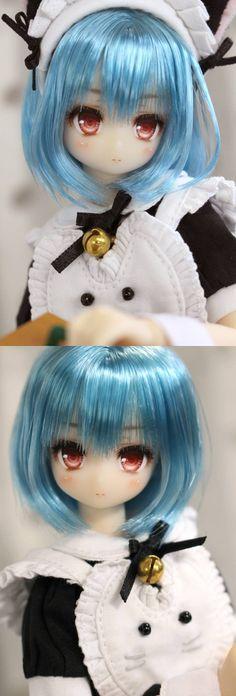 [乙雛] 1/6 カスタムヘッド アゾン ピュアニーモ用ヘッド :Glass - ヤフオク!
