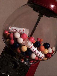 Bubble Gum Lip Balm ~ Bubble Gum flavored ~ 100% Natural