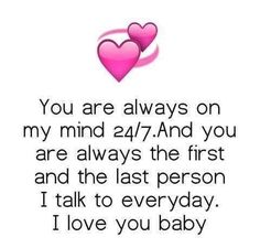 m ylove you are always on my mind quotes One Love Quotes, My Mind Quotes, Morning Love Quotes, Couples Quotes Love, Bff Quotes, Romantic Love Quotes, Love Yourself Quotes, Crush Quotes, Mood Quotes