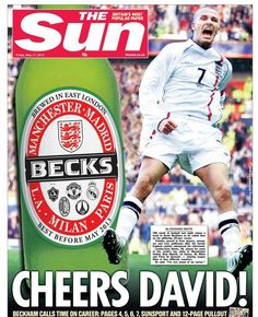 thanks Becks!