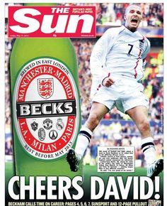 thanks Becks!