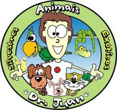 Dr. Juan Rojas - Rio de Janeiro/RJ - www.veterinariodesilvestres.com.br