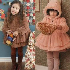 Material: Cotton Size: 100-110-120-130-140cm Select: 3,4,6,8,10T Color: Pink, Chocolate Ship via E-packet, delivery 5-15 days