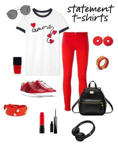 """Amore"" by martina-b33 ❤ liked on Polyvore featuring Tory Burch, Love Moschino, Gucci, Mulberry, Witchery, MAC Cosmetics, Givenchy and Ray-Ban"
