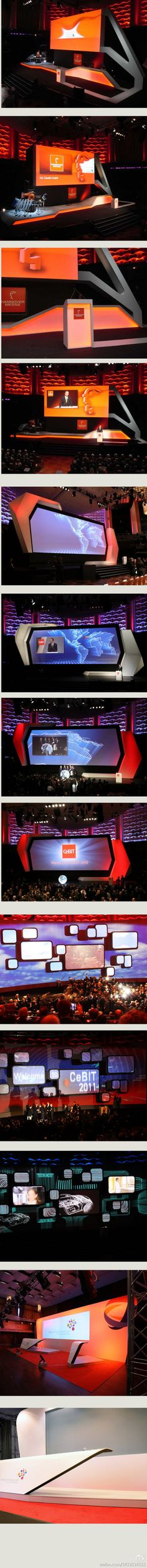 Awesome stage designs with huge evolutions #eventprofs #meetingprofs #meetingplanning #eventplanning