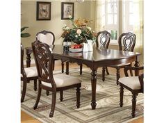 Shop For Coaster Dining Table, 102971, And Other Dining Room Dining Tables  At Direct