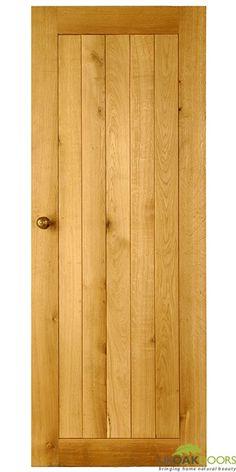 Oak Suffolk Internal Door