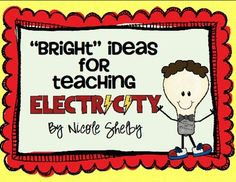 Are you looking for hands-on activities for teaching electricity