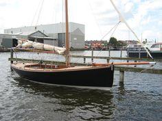 20 ft. classic daysailer yacht design., Groningen, 2011 - pieter dijkstra