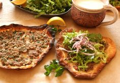 Lahmacun great website for Turkish recipes