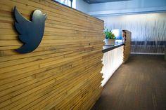 Twitter HQ: Reception desk | Flickr - Photo Sharing!