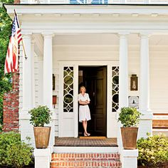 A Southern Craftsman Restoration   Classic Structure   SouthernLiving.com restored by Ashley Gilbreath, AshleyGilbreath.com