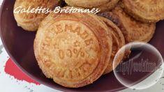 galettes bretonnes au thermomix