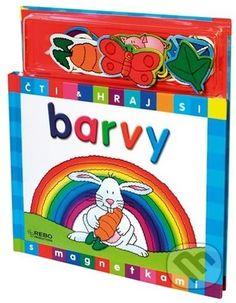 Tato dvanáctistránková magnetická knížka obsahuje několik barevných magnetek, které mají děti za úkol umístit na správná místa a dotvořit tak obrázeknapoví jim příslušný obrys v obrázku a jednoduché doprovodné věty rozvíjí slovní zásobu... (Kniha dostupná na Martinus.sk so zľavou, bežná cena 4,10 €)