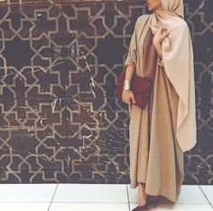Hijabi modest fashionista ethnic
