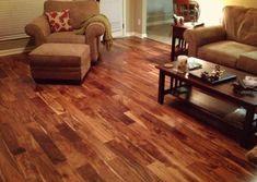 Tobacco Road Acacia Wood Flooring at Lumber Liquidators. Acacia Hardwood Flooring, Best Flooring, Flooring Options, Hardwood Floors, Flooring Ideas, Tile Flooring, Wood Pallet Furniture, Floor Colors, Wood Bedroom