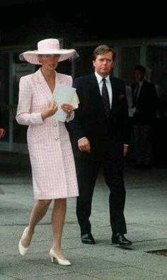 Diana and Ken Wharfe