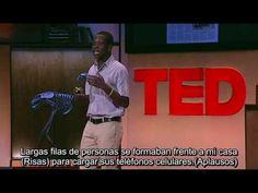 William Kamkwamba    TED 2009  Subtitulos en Español