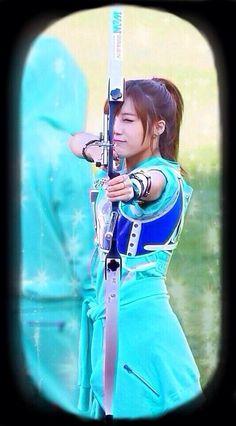 WoW Eun Ji Archery