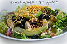 Better Than Chef Salad - S