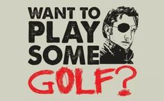 It's time to tee off!