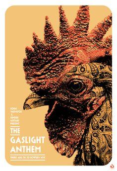 Gaslight Anthem by Scarlet Rowe