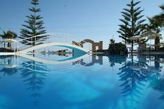 Mike Hotel and Apartments located west from Chania ,in Maleme and Crete island. Best choice for Hotel Chania Holidays . Crete Island Greece, Chania Greece, Cool Swimming Pools, Cool Pools, Hotel Apartment, Apartments, Travel Bugs, Travel Info, To Go