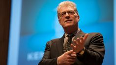 Sir Ken Robinson: Creativity Is In Everything, Especially Teaching | MindShift