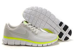 Nike Free 5.0 V4 Schwarz Grau
