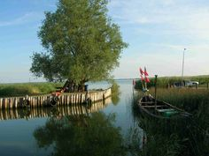 Zempin, Achternwasser, Usedom