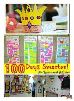 100 Day Ideas!