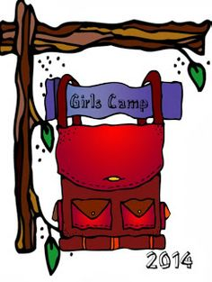 Didi @ Relief Society: 2014 More Binder Covers for your choice - YW 2014 - Girls Camp