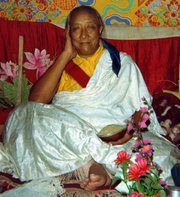 The everyday practice of dzogchen is simply to develop a complete carefree acceptance, an openness to all situations without limit. - Dilgo Khyentse Rinpoche