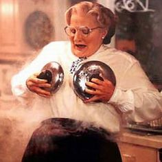 Fox News has been criticised for using an image of Mrs Doubtfire, Robin Williams' fictional character from the 1993 film of the same name, in a story about transgender inequality on its website. Movies Showing, Movies And Tv Shows, Robin Williams Movies, Movies Worth Watching, Hot Flashes, Por Tv, Comic, Film Serie, Look At You