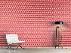 Design #Tapete Cintemani Rosso