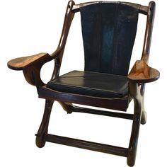 Don Shoemaker, Sling Chair