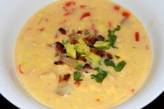 Click and Cook Recipes:  Chicken, Cheddar Chowdar