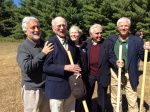 "Exciting news about a new interpretive center being built right here in the Catskills! Garry took part in the groundbreaking ceremony and offers a video of Jay Unger and Molly Mason performing a Catskills version of ""This Land is Your Land."" From the blog of Garry Kvistad, founder and owner of Woodstock Chimes."