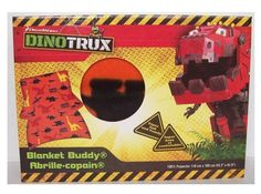 DreamWorks DinoTrux Super Soft and Comfy Fleece Blanket Buddy For Kids Polyester Size x What a great feeling! Wrap yourself in this comfy, warm blanket and still have the freedom to use your hands! Dreamworks, Warm Blankets, General Store, Hard To Find, Comfy, Freedom, Delicate, Hands