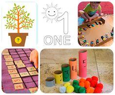 20 juegos educativos para aprender matemáticas Actividades y juegos educativos para aprender matemáticas. Números, operaciones, contar, juegos educativos caseros de matemática.