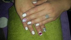 nails pop art