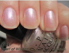 It's very difficult to choose the best OPI Nail polish as OPI releases many products on regular basis. So, here we listed top 15 nail polishes from OPI. Grey Nail Polish, Gray Nails, Neutral Nails, Nude Nails, Gel Polish, Opi Nails, Nail Polishes, Shellac, Opi Nail Colors