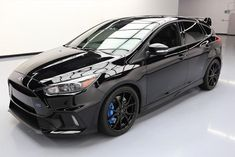 awesome Great 2016 Ford Focus RS Hatchback 4-Door 2016 FORD FOCUS RS HATCHBACK AWD 6SPD RECARO LEATHER 6K #114552 Texas Direct 2017/2018