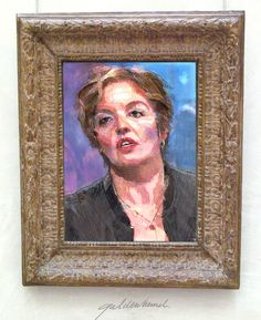 Sanne Wallis de Vries - cabaretiere - Portrait Academy | Guldenhemel