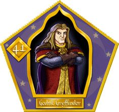 Godric Gryffindor--Co-Founder of Hogwarts Medieval, dates unknown Co-founder of Hogwarts. Gave his name to one of the four Hogwarts houses.