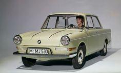 BMW 700 - Auto Motor Klassiek