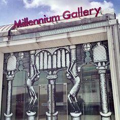 Phlegm~in Sheffield, UK Urban Painting, Best Street Art, Day Work, Guerrilla, Public Art, Sheffield, Urban Art, Artists, Amazing