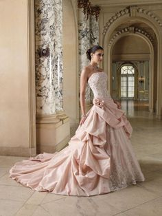 Pretty In Pink « David Tutera Wedding Blog • It's a Bride's Life • Real Brides Blogging til I do!