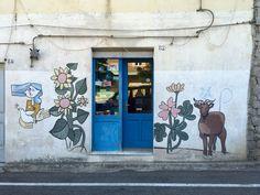 #door#blue#living#home