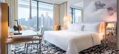 JW Marriott Hotel Singapore South Beach: Singapore Luxury Hotels